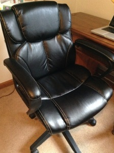 "My ""new"" chair"