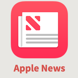 apple news small logo